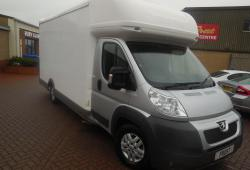 PEUGEOT BOXER MOTO-TREK - TOP SPEC - LUXURY BOX