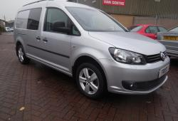 VOLKSWAGEN CADDY MAXI 140PS KOMBI