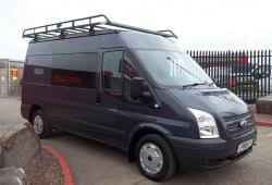 FORD TRANSIT TREND  125PS<br>FACTORY CREW VAN 6 SEATS