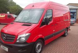 MERCEDES SPRINTER AUTOMATIC<br>316 MWB