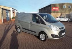FORD TRANSIT CUSTOM - TREND - 125PS - BEAUTIFUL CONDITION - HIGH SPEC - 74,000 MILES