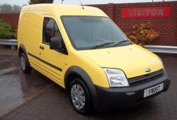 FORD CONNECT LWB NO VAT<br>L220 LWB