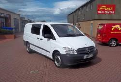 MERCEDES-BENZ VITO 113 - LWB - DUALINER - 6 SEATER - ONE OWNER - INCREDIBLE CONDITION