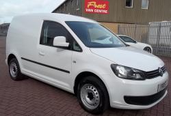 VOLKSWAGEN CADDY 102PS TRENDLINE