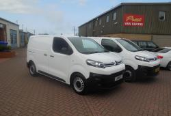 CITROEN DISPATCH 2017 / 67 PLATE - AIR CON -<br>ENTERPRISE - IDENTICAL PAIR AVAILABLE
