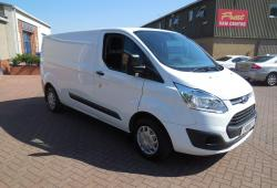 FORD TRANSIT CUSTOM 14 - L2 H1 LWB - TREND<br>- CRUISE CONTROL - EXCELLENT EXAMPLE