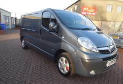 VAUXHALL VIVARO 2014 - SPORTIVE - LWB L2 - AIR CON - PLY LINED - 115ps