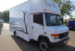 MERCEDES VARIO MOBILE LIBRARY<br>7.5 TON - 6 SPEED - 50,000m