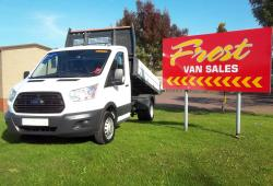 FORD<br>TRANSIT 2015 TIPPER 125