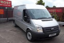 FORD TRANSIT 350 LWB<br>100PS 6 SPEED
