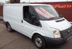 FORD TRANSIT SWB 100PS<br>100PS-260