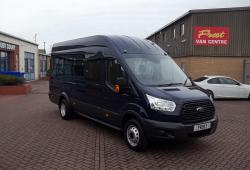 FORD TRANSIT 17 SEAT 155 PS,EXLWB
