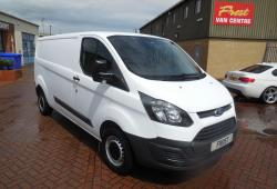 FORD TRANSIT CUSTOM - 2014 / 64 - 68,000m - L2 H1 - GREAT CONDITION