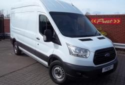 14-FORD TRANSIT 350 L3H3 125PS<br>LWB HIGH ROOF