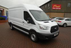 FORD TRANSIT 2016 - L3 H3 - ONE OWNER - 125ps + 6 SPEED - FSH - EXCELLENT CONDITION - 85,000m