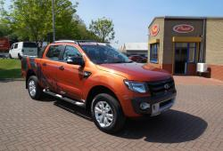 FORD RANGER 2014 WILDTRACK<br>3.2 AUTO