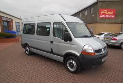 RENAULT MASTER - WAV WHEELCHAIR ACCESS<br>MM33 DCI 100 -NO VAT