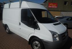 FORD TRANSIT - SWB MR L1 H2 - 38,000 miles<br>- 2009 MODEL - PART EXCHANGE - NO VAT