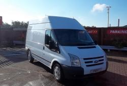 10-FORD TRANSIT  MWB HIGH ROOF TREND-<br>NO VAT