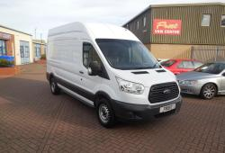 FORD TRANSIT 2016 / 66 - L3 H3 - ONE OWNER - FSH 79,000 MILES - 5 SERVICE STAMPS - ULEZ COMPLIANT