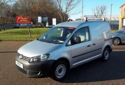 VOLKSWAGEN CADDY TDI 102