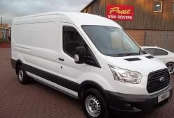 FORD TRANSIT 350 LWB MEDIUM ROOF 125PS RWD
