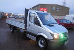 Mercedes Sprinter 316 Dropside