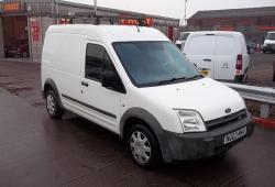 FORD CONNECT LWB NO VAT<br>230 LWB 90PS