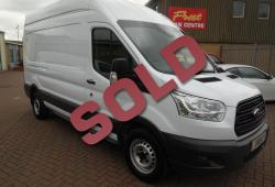 FORD TRANSIT 2016 - L3 H3 3500kg - FWD - GREAT CONDITION - GREAT PRICE!