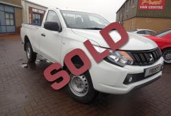 MITSUBISHI L200 SINGLE CAB 18 plate 4 LIFE