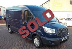 FORD TRANSIT 310 L3H2 TREND 125PS