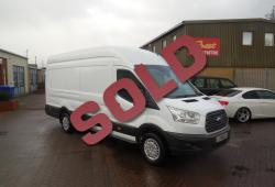 FORD TRANSIT 2015 / 65 - JUMBO L4 H3 XLWB - TREND - 155ps - ONE OWNER - 41,000m
