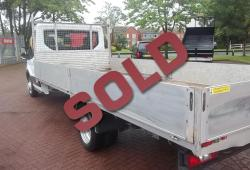 FORD TRANSIT L4 16FT DROPSIDE 155PS 350