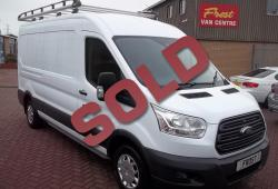 FORD TRANSIT 310 L3 H2 LWB TREND 125PS - LOW MILEAGE - CHOICE OF 3