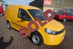 VOLKSWAGEN CADDY 102, AIRCON TAILGATE
