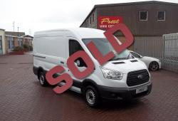 FORD TRANSIT 290 MWB 125PS L2H2 MWB