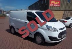 FORD TRANSIT CUSTOM - 2016 - L1 SWB - TREND - AIR CON - FFSH 4 STAMPS - ONE OWNER