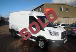 FORD TRANSIT 290 TREND L2H2 MWB WITH AIRCON
