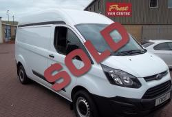 FORD TRANSIT CUSTOM 65 L2H2 LWB HIGH ROOF