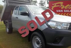 TOYOTA HILUX TIPPER ACTIVE KING CAB