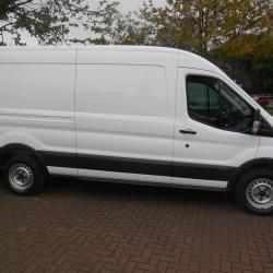 FORD TRANSIT - L3 H2 - 59,000 MILES- FULL FORD HISTORY - ONE OWNER - AIR CON