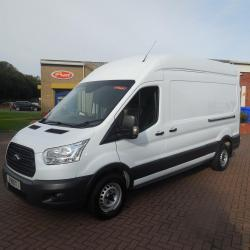 FORD TRANSIT 2016 - L3 H3 - ONE OWNER - 125ps + 6 SPEED - FSH - 72,000m
