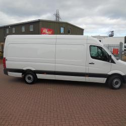 VOLKSWAGEN CRAFTER LWB - 2015 / 65- 136PS - ONE OWNER
