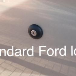 FORD HIGH SECURITY DOOR LOCK SYSTEMS AND OBD PORT BOXES