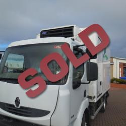 RENAULT MIDLUM 2011 - 7.5 TONNE - FRIDGE TRUCK - ONE LOCAL OWNER - NO VAT