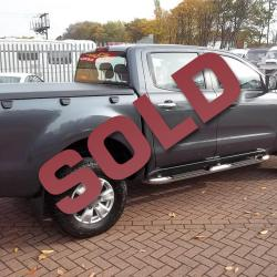 FORD RANGER 4X4 XLT DOUBLE CAB
