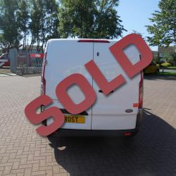 FORD TRANSIT CUSTOM 14 - L2 H1 LWB - TREND - CRUISE CONTROL - EXCELLENT EXAMPLE