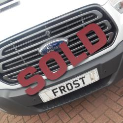 FORD TRANSIT 2016 - 155ps -  JUMBO L4 H3 - 3500kg - TREND SPEC - ONE OWNER