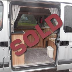 RENAULT MASTER - 2010 / 60 - MOTORHOME CAMPER - FULL CONVERSION IN 2019 - GREAT EXAMPLE