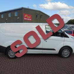 FORD TRANSIT CUSTOM TREND - 2015 / 65 - 155ps - L1 H1 SWB - NO VAT - 39,000m